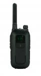 Рация  Baofeng BF-T12, UHF, 2 Ватт, батарея 1500 мАч черный