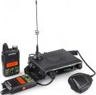 Автомобильная радиостанция Baofeng Mini One, 15 Ватт,  Black
