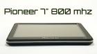 GPS навигатор Pioneer 7'' - 800 mHz