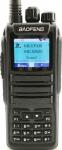 Цифровая рация DMR Baofeng DM-1701,  5 Ватт, 2200 батарея  мАч, Black
