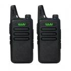 Рация WLN KD-C1 2 штуки, 2 ватта, 1000мАч, Black